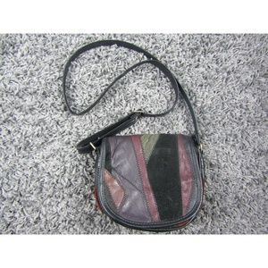 Lichtman of London | Vintage Patchwork Leather Bag
